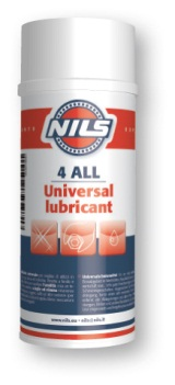 Nils 4 ALL Universal lubricant Spray 400ml