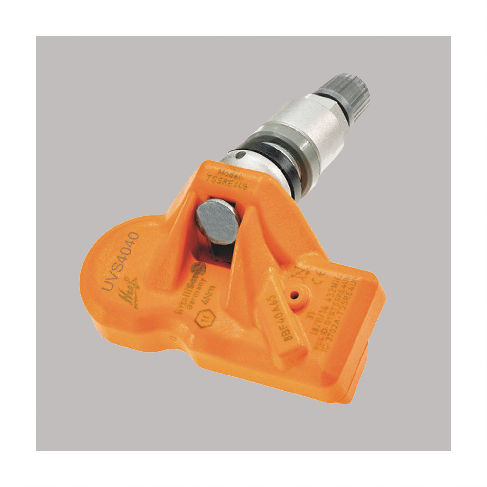 Snímač tlaku TPMS HUF Clamp-In Intellisens UVS4040 433