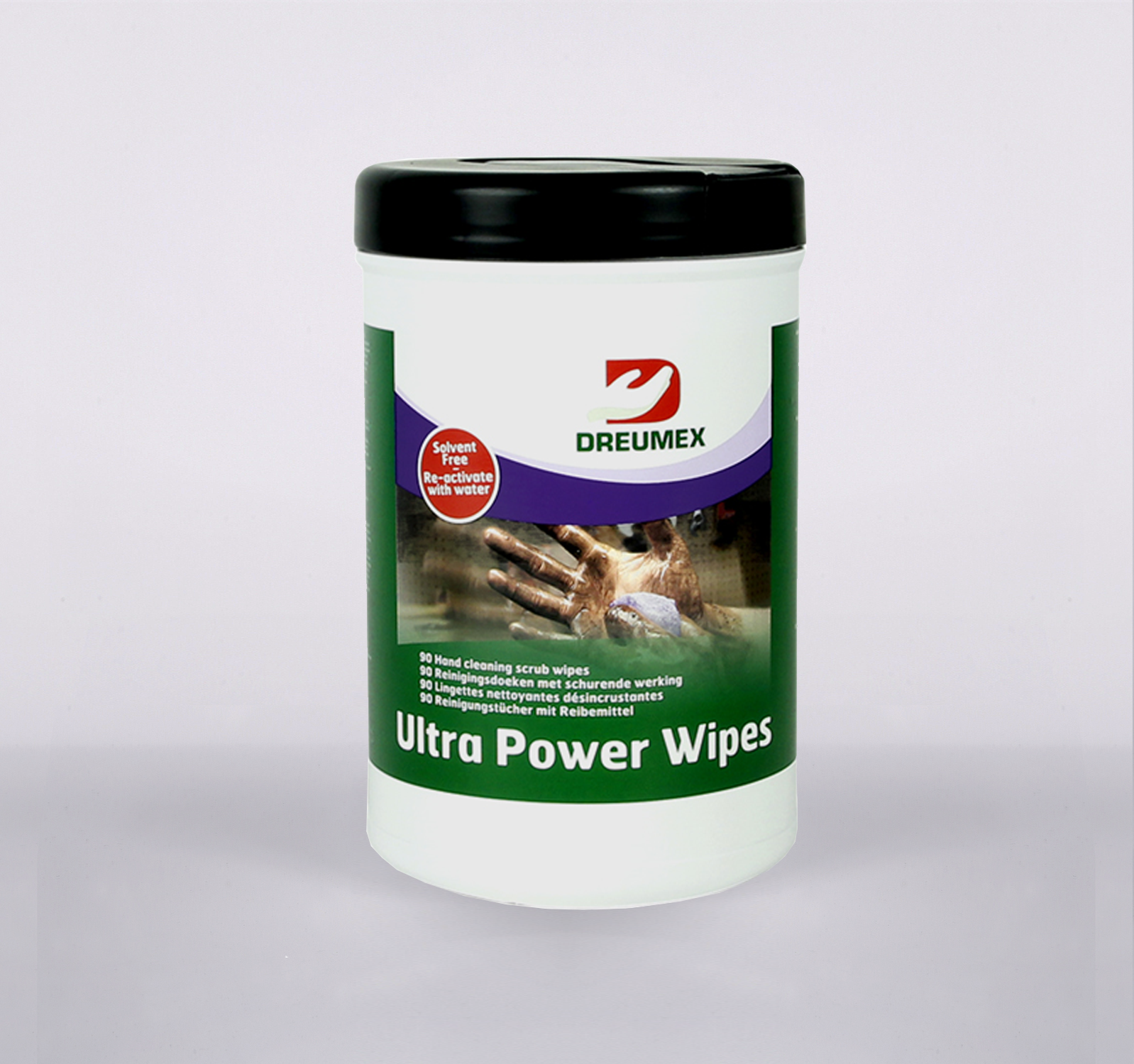 Dreumex Ultra Power Wipes