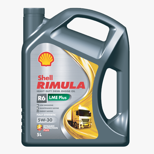 Shell Rimula R6 LME PLUS 5W-30 5L