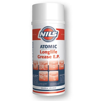 Nils Atomic Longlife Grease E.P. Spray 400ml
