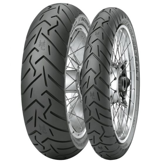 Pirelli SCORPION TRAIL II 170/60 ZR 17 M/C 72W TL (K) (DOT 1119)