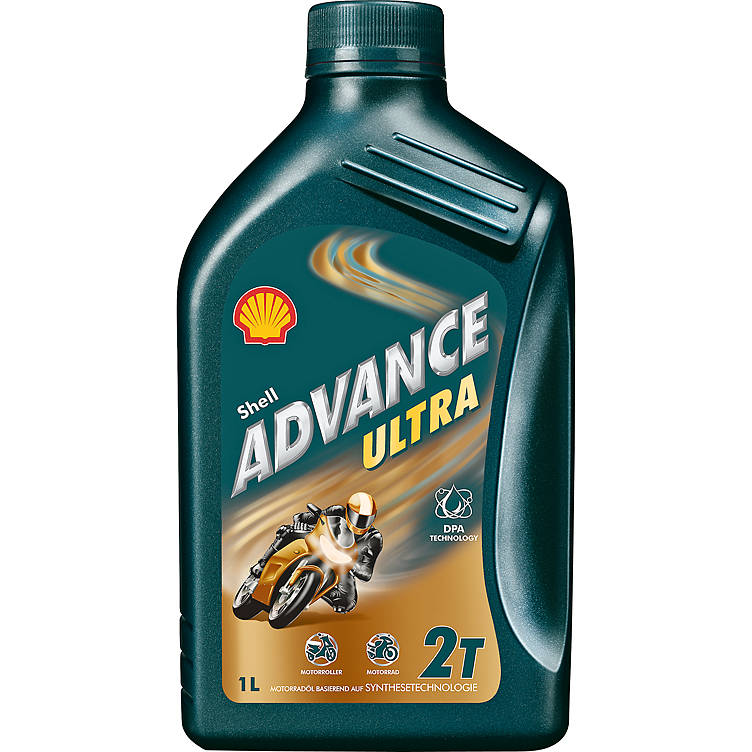 Shell Advance Ultra 2T   1lt