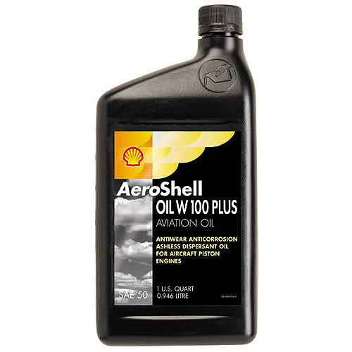 AeroShell W100 Plus Oil - 0,946 L