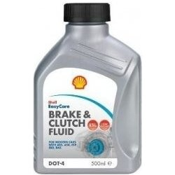 Shell Brake and Clutch Fluid DOT - 4 ESL (DONAX YB) 500ml