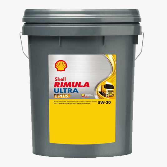 Shell Rimula Ultra E PLUS 5W-30 20L