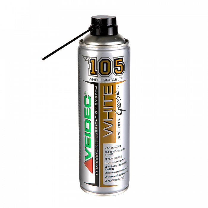 VEIDEC WHITE GREASE 500ml