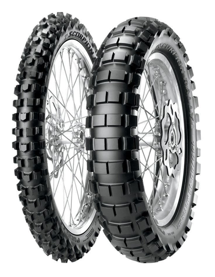 Pirelli 110/80 - 19 M/C 59R M+S TL SCORPION RALLY =DOT