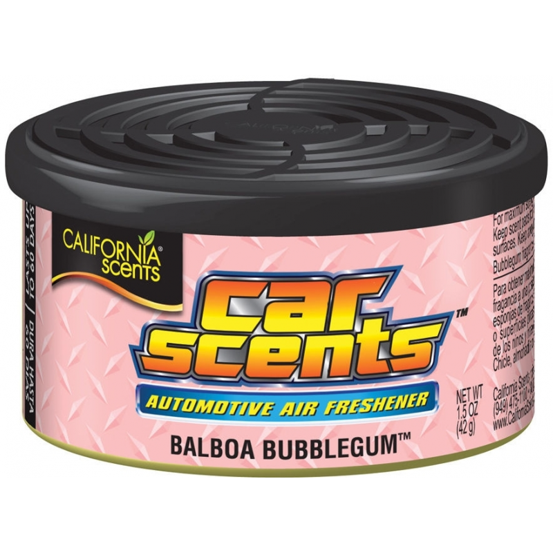 California Car Scents - Balboa žuvačka (Balboa Bubblegum)