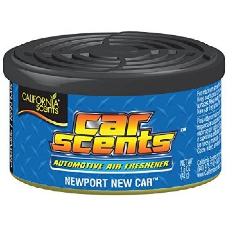 California Scents – Nové auto (New car)
