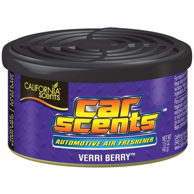 California Scents – Bobuľový mix (Verri Berry)